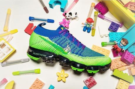 Nike Air Vapormax Doernbecher Freestyle 2017
