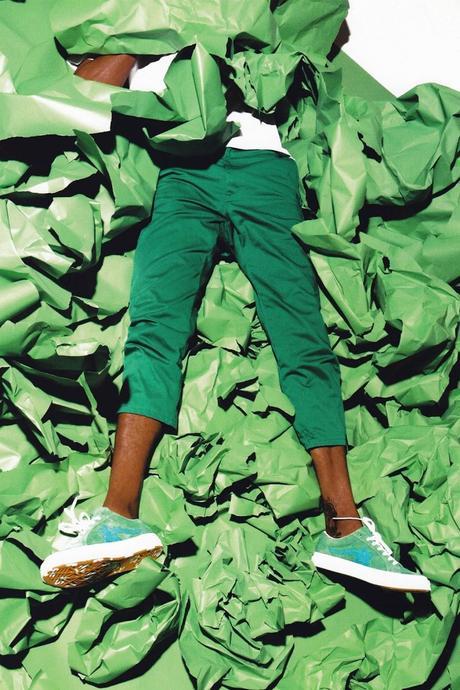 Tyler The Creator X Converse, une nouvelle Golf Le Fleur : release date