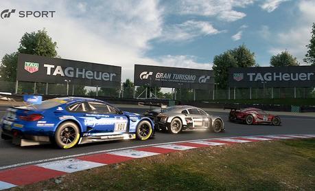 Focus sur le jeu vidéo «Gran Turismo Sport»