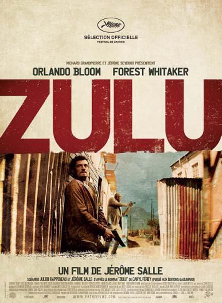 ZULU (2013) ★★★★☆