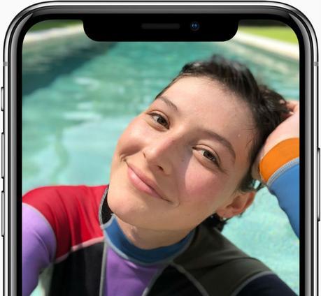 iphone x truedepth - Face ID de l'iPhone X : d'autres usages que la reconnaissance faciale ?