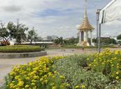 Udon-Thani, finalisation réplique crématorium royal (photos)
