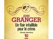 Flair Infaillible pour Crime d'Ann Granger