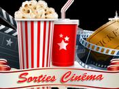 Sorties cinéma 18/10/2017