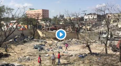 CICR à Mogadiscio : toujours le soutien des hôpitaux débordés