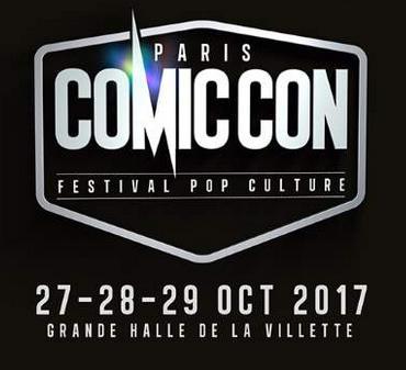 Vous avez rendez-vous avec Grégory Fitoussi au Comic Con Paris!