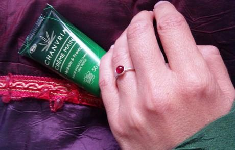 Crème Mains Chanvria, une crème caresse pour des mains plus douces