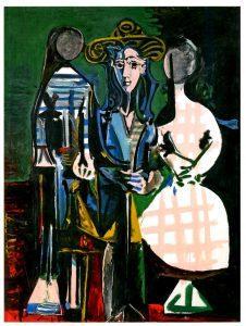 J'ai vu l'expo Picasso à Landerneau : c'est bien
