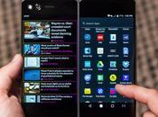 Voici smartphone double écran Axon