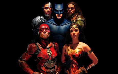 Nouvelle affiche US pour Justice League de Zack Snyder