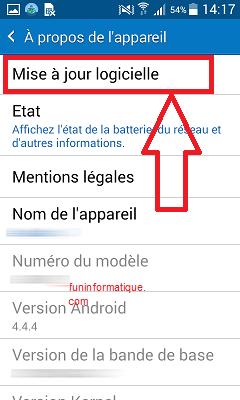 Votre appareil n'est pas compatible avec cette version: que faire ?