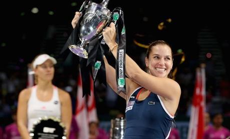 Focus sur le Masters de tennis féminin 2017