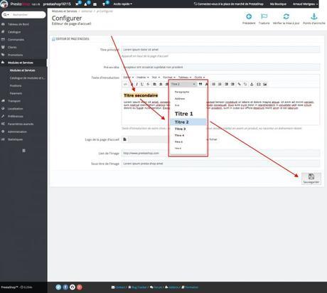 5 Optimisations PrestaShop efficaces pour améliorer le référencement de votre page d'accueil