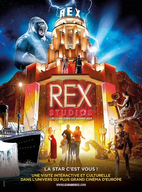 Dans les coulisses du Grand Rex