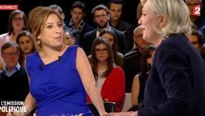 Marine Le Pen a atteint son seuil d'incompétence…