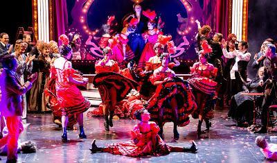 La Veuve joyeuse en ouverture de saison au Theater-Am-Gärtnerplatz