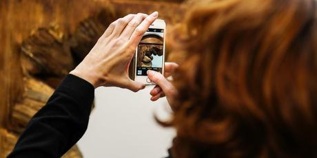 fiac, 2015, paris, art-fair, art-contemporain, henrique-oliveira, sculpture, iphone, art-fair, smartphone