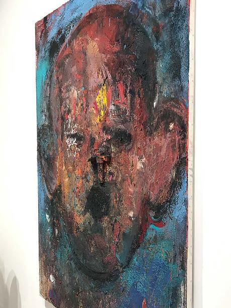 fiac, 2017, grand palais, art fair, paris, contemporary art, Jim Dine, galerie Daniel Templon