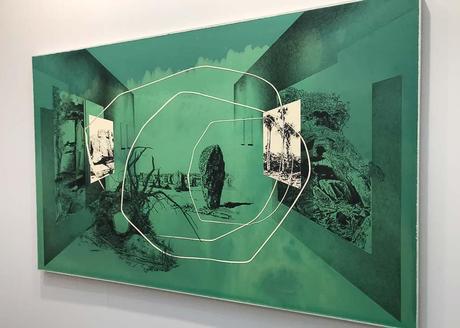 fiac, 2017, grand palais, art fair, paris, contemporary art, Tatiana Trouvé, Gagosian gallery