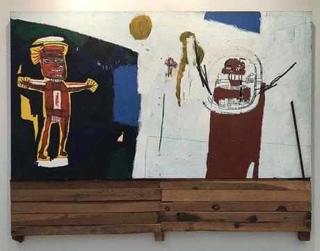 fiac, 2017, grand palais, art fair, paris, contemporary art, Jean-Michel Basquiat, Gagosian gallery