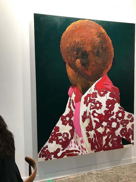 fiac, 2017, grand palais, art fair, paris, contemporary art, henry taylor
