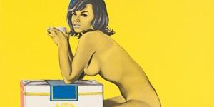 mel ramos, pop art, exposition, musee maillol, paris, france, icons that matter