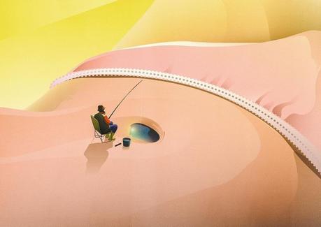 Illustrations colorées de la vie par Jan Siemen