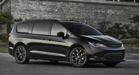 Chrysler Pacifica S 2018