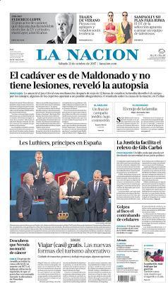 Dénouement tragique mais sans surprise dans l'affaire Maldonado [Actu]