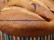Delicieux muffins pommes,pépites chocolat. Healthy. Végétarien pas..et blog.