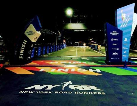 Prochain défi, le marathon de New York avec la team New Balance et la blogueuse Nadia «nadiarunsparis.com»