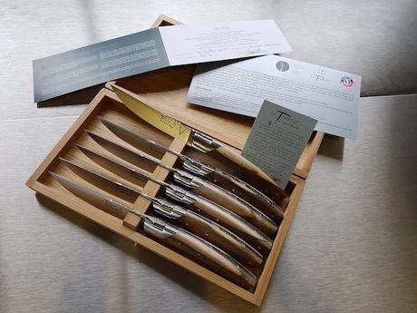 Victor createurs vincent soucille couteaux de table
