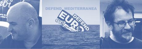 Solidarité avec Yannis Youlountas et Jean-Jacques Rue contre #DefendEurope #antifa