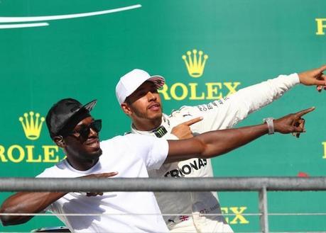 Usain Bolt, l'homme à tout faire du monde du sport