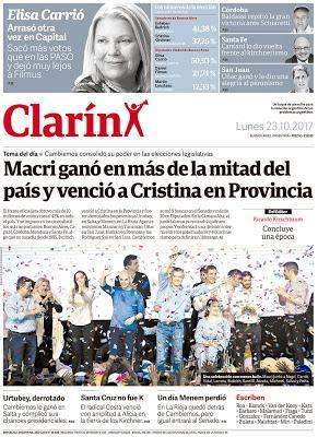 Macri conforté par les élections de mi-mandat [Actu]