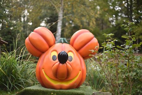 Halloween est arrivé à Disneyland Paris !