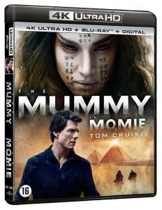[Test Blu-ray 4K] La Momie