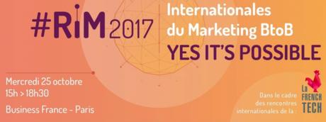 Découvrez comment vous développer à l'international : Les Rencontres Internationales du Marketing BtoB – 25 Octobre