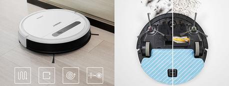 Bientôt chez best of robots : nouvelle gamme ECOVACS DEEBOT OZMO