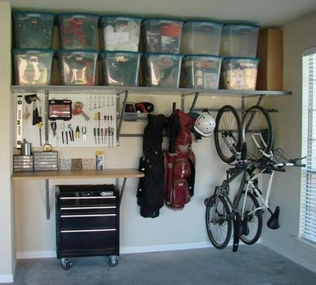 maison am nager son garage pour gagner des m tres carr s. Black Bedroom Furniture Sets. Home Design Ideas