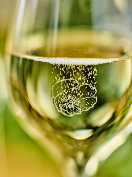 Champagne Blanc de blancs Perrier-Jouët cuvée 2017