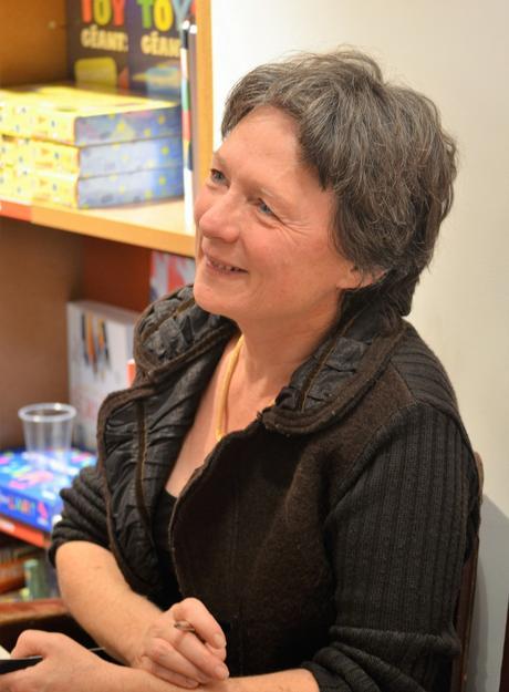 Rencontre avec Claudie Gallay