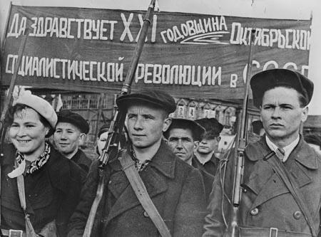 La Révolution Russe (seconde et dernière partie)