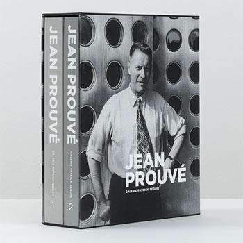 Livre Jean Prouvé Galerie Patrick Seguin