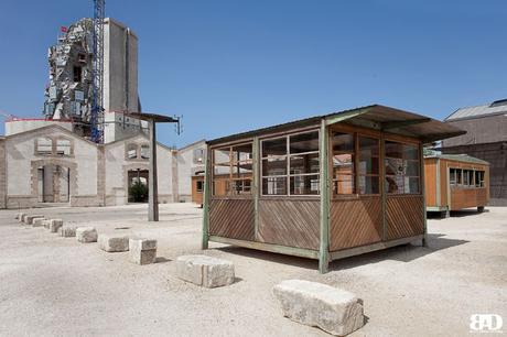 Expo Jean Prouvé Architecte des Jours Meilleurs, Luma Arles