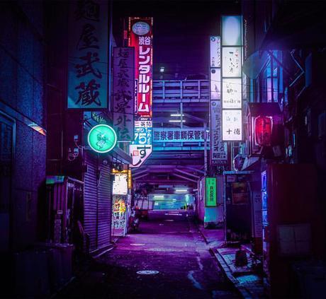 Tokyo : des photos qui semblent tout droit sorties d'un film de science-fiction