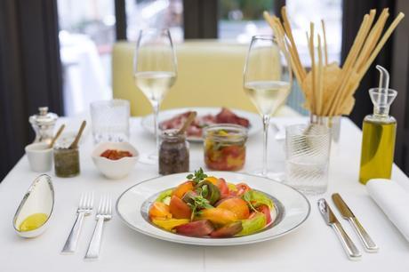 Le Grand Déjeuner à l'Italienne du Royal Monceau