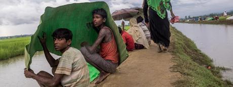 Exode des Rohingyas : sanctions américaines supplémentaires contre l'armée birmane
