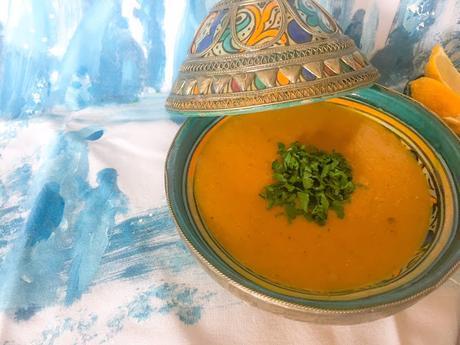 Shorbat Adas Soupe de Lentilles Libanaise