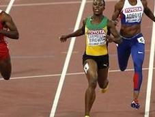 sportifs sont trompés parcours pleine course